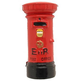 Union Jack dragen grote Britse postbus Keyring
