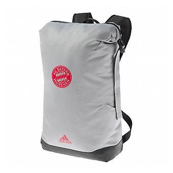 2018-2019 Bayern Munich Adidas ID mochila (sólido gris)