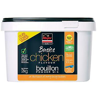 Major Gluten Free Basic Chicken Boullion
