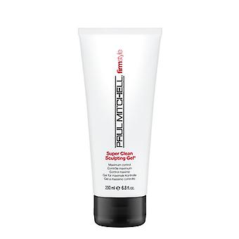 Gel de Escultura Super Clean Paul Mitchell 200ml