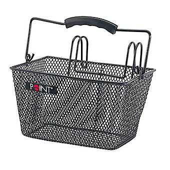Point handlebar basket for kids (with handle)