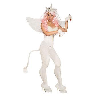 Pantalones de unicornio + cola