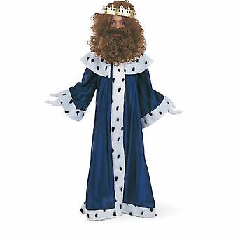 King Melchior child costume Epiphany young costume