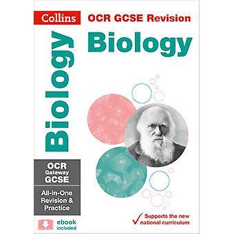 Revisión de All-in-one Gateway OCR GCSE biología y práctica de Collins