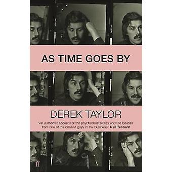 Col passare del tempo da Derek Taylor - 9780571342662 libro
