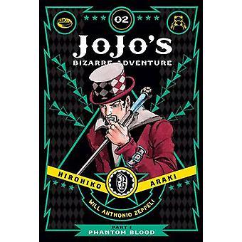 Jojo's Bizarre Adventure - Part 1 - Phantom Blood by Horihiko Araki - 9