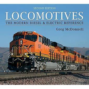 Locomotieven - de moderne Diesel en elektrische Referentie (2nd edition) b