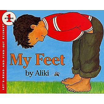 I miei piedi (diciamo-leggi-e-trovare-Out scienza: tappa 1)