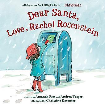 Lieve Santa, liefde, Rachel Rosenstein
