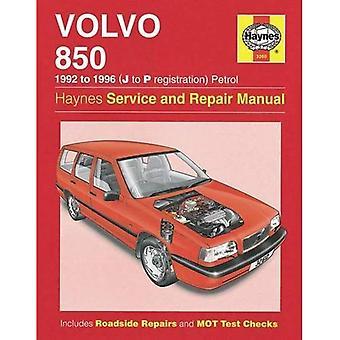 Volvo 850-Service en reparatie handleiding (Haynes Service en reparatie handleidingen)