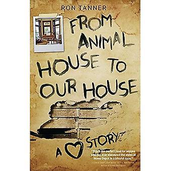 Od zwierząt domu, do naszego domu: opowieść o miłości