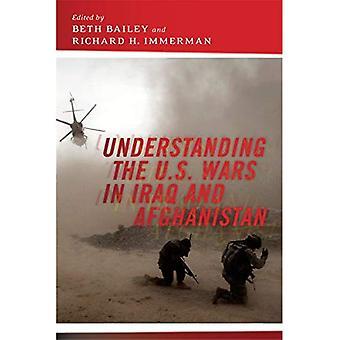 Ymmärtäminen USA: n sodat Irakissa ja Afganistanissa
