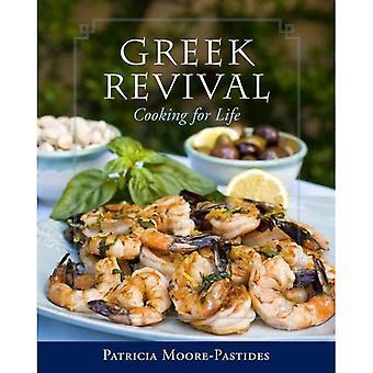 Grekiska Revival: Matlagning för livet