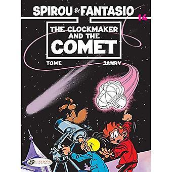Spirou & Fantasio Vol. 14