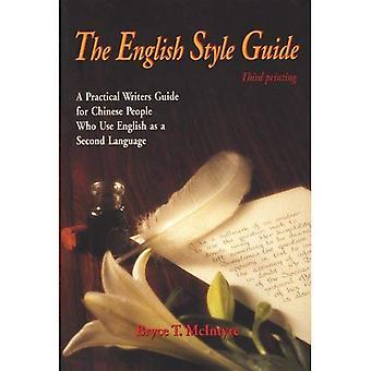 : De Engelse stijl een praktische schrijvers gids voor Chinese mensen die Engels als tweede taal gebruiken