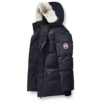 Kanada husacie Emory Parka-čierna