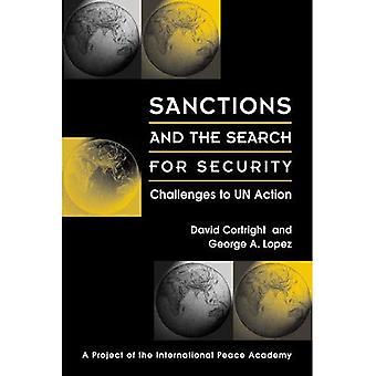 Sancties en het streven naar veiligheid: uitdagingen voor de VN-actie