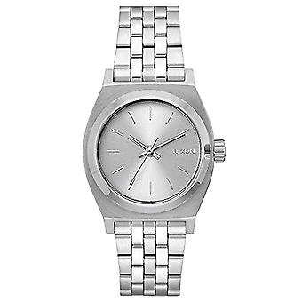 Nixon Quartz digital watch Unisex Adults with stainless steel strap A1130-1920-00