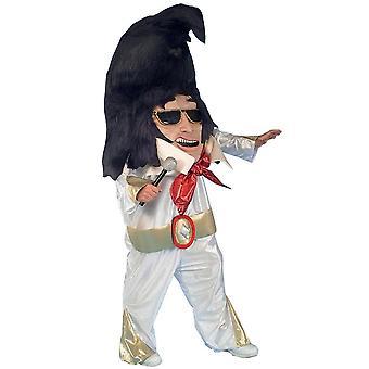 Elvis Presley Parade volwassen kostuum