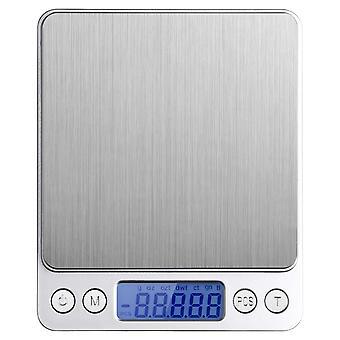 Háztartási hullám Max 2kg, 0,1 gramm tartományban