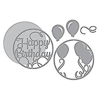 Spelllbinders lag Happy Birthday dør (S5-345)