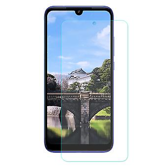 Xiaomi Redmi 7 armoured protection display glass tank slide 9 H glass - 5 units