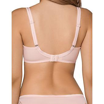 Nipplex femme Rafaela cappucino beige dentelle plus la taille DD + support balcon soutien-gorge