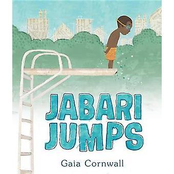 Jabari Jumps by Gaia Cornwall - 9780763678388 Book