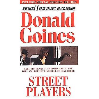 Street Players by Donald Goines - 9780870678844 Book