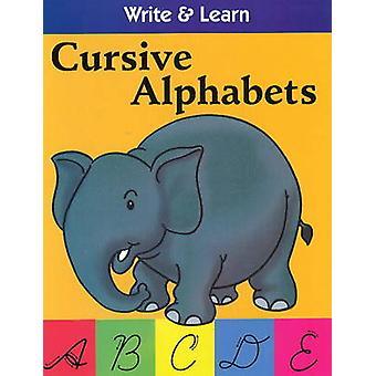 Cursive Alphabets by Pegasus - 9788131904275 Book