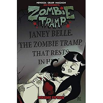 Zombie kulkuri Volume 15: kuolema zombie kulkuri