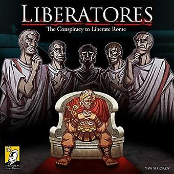 Liberatores The Conspiracy to Liberate Rome Board Game