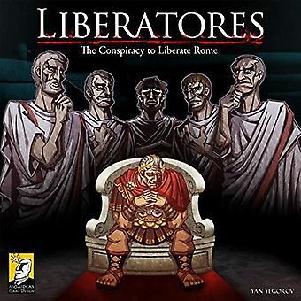 Liberatores spisek wyzwolić Rome gra planszowa
