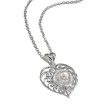 KAMELEON JewelPop filigrana coração pingente de prata KP31