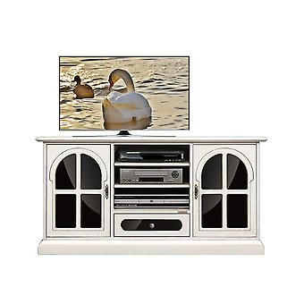 Mobile Tv plexiglass nero