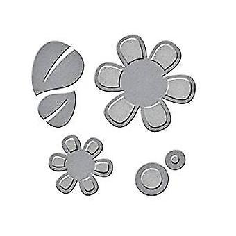 Spellbinders D-Lites Daisy Die (S2-280)
