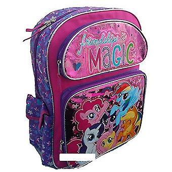 Ryggsäck-min lilla ponny-vänskap är Magic New 36370