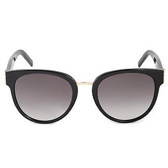 Saint Laurent SL M38/K 002 55 Cat Eye Sunglasses