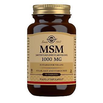 سولغار MSM 1000mg أقراص 60 (1733)