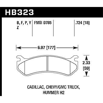 Hawk Performance HB323F. 724 HPS
