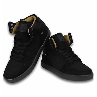 Shoes - Sneaker High - Riff Black