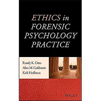 La ética en la práctica de la psicología forense