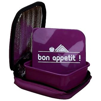 Cmp-Paris Thermal Bag With Lunch Box Ka1296