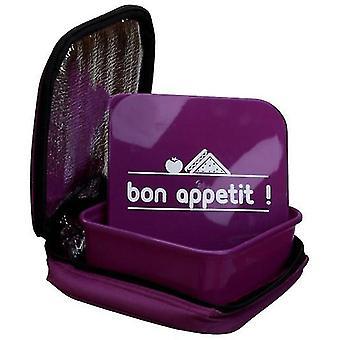 CMP-Parijs thermische tas met Lunch Box Ka1296