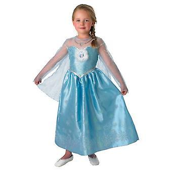 Marianness Elsa Costume Classic og Micro Boxed (babyer og børn, kostumer)
