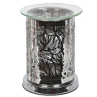 Aroma Mirror Wax Melt Burner, Leaf