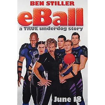 Dodgeball: A True Underdog Story (Single Sided Advance Style A) Original Cinema Poster