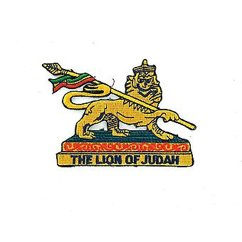 Patch Patch Brode Thermocollant Backpack Rasta Reggae Ethiopia Lion Judah R2