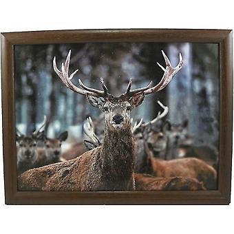 Laptop Lap cushion or pillow Deer