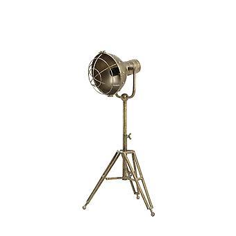 Lys & levende bord lampe stativ 35 x 30 x 62-93 Cm RYAN Bronze